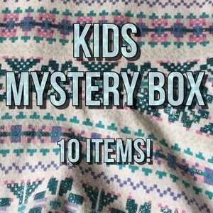 Other - 4T Girls Cool Weather Mystery Box
